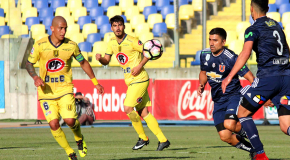 UdeC no pudo contra la Universidad de Chile en Collao