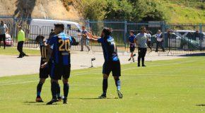 """Leonardo Povea, tras el empate acerero: """"El trabajo con Larcamón nos ha ayudado a ser más intensos"""""""