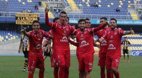 """Una nueva diablura de Ñublense para dejar al """"Almirante"""" fuera de Copa Chile"""
