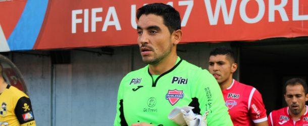 "Sebastián Contreras: ""Tenemos que repetir el partido que le hicimos a Cobreloa"""