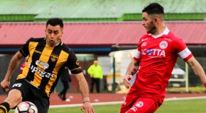 Fernandez Vial enreda puntos y empata sin goles ante Malleco Unido en calidad de visita