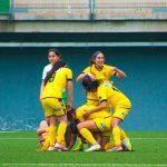 Un triunfo y una derrota consiguió Udec Femenino de visita ante Audax Italiano